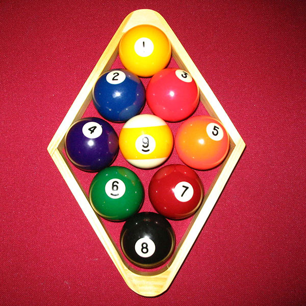 Weekly 9 BALL Tournament